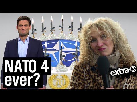 Happy Birthday NATO | extra 3 | NDR