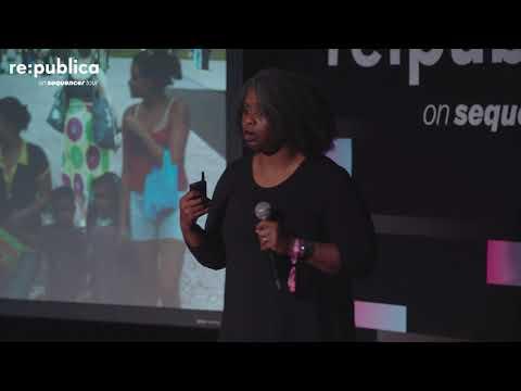 re:publica Detroit 2019 – Cézanne Charles: Inclusive vs. Smart