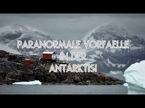Paranormale Vorfälle in der Antarktis?