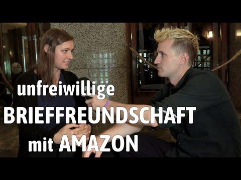 Datenschutz: Katharina Nocun über ihre unfreiwillige Brieffreundschaft mit Amazon und Netflix