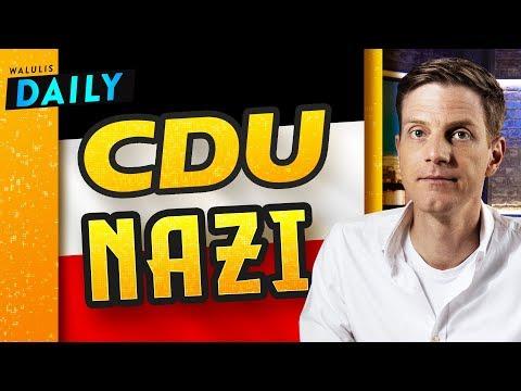 Nazi-Eklat: CDU im (Haken-) Kreuzfeuer   WALULIS DAILY