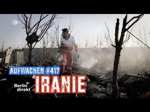 Aufwachen #417: Irans Abschuss, Europas (Ohn-)Macht & Feuerhöllen