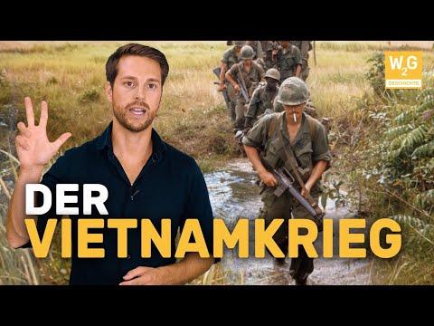 Der Vietnamkrieg   Geschichte