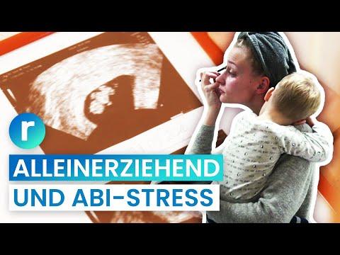18-Stunden-Arbeitstag: 21, Mutter, Abi und Ausbildung   reporter