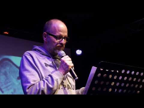 """Jörg Klemme """"Sarah II"""" CareSlam 01.11.19 zum RISG"""