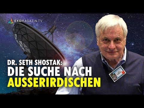 SETI - Die Suche nach außerirdischer Intelligenz - Seth Shostak | ExoMagazin