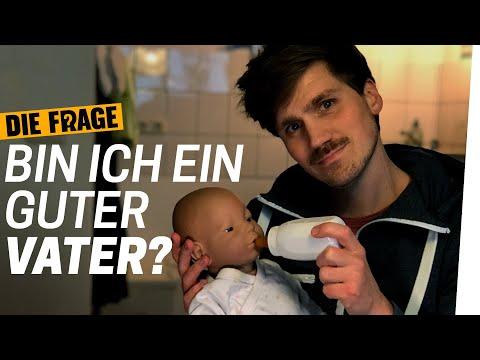 Ich werde Papa: das Babyexperiment   Bin ich bereit für ein Kind? Folge 1