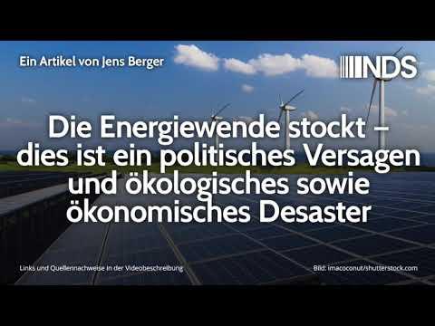 Die Energiewende stockt – ein politisches Versagen und ökologisches sowie ökonomisches Desaster