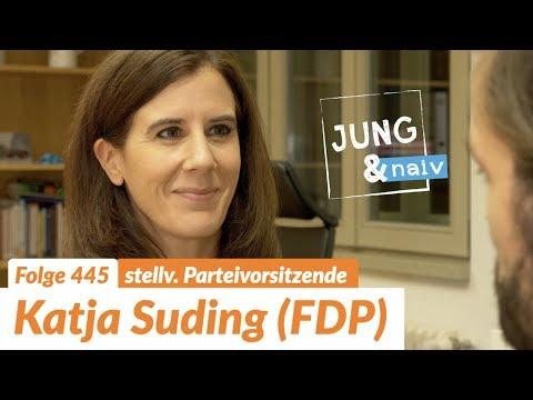 Katja Suding (FDP), stellv. Parteivorsitzende - Jung & Naiv: Folge 445