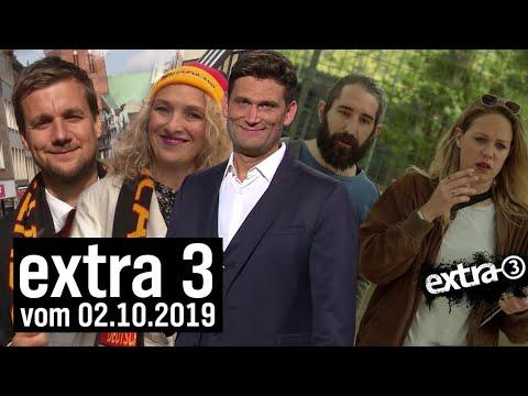 Extra 3 vom 02.10.2019 | extra 3 | NDR