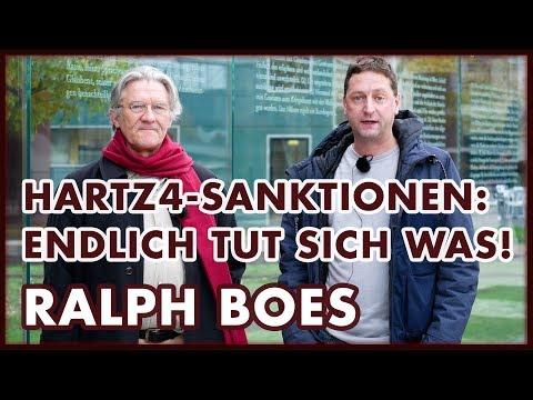 Ralph Boes: Das Urteil zu den Hartz4-Sanktionen.