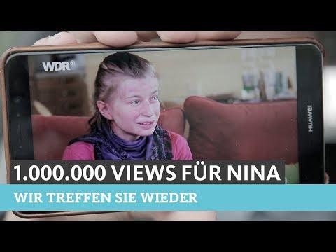 1 Mio. Klicks für Nina - Wir treffen sie wieder!