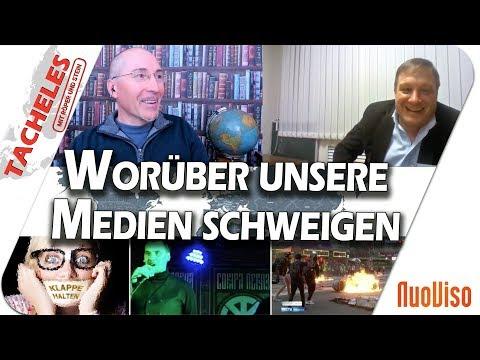 Worüber unsere Medien schweigen - Tacheles #17