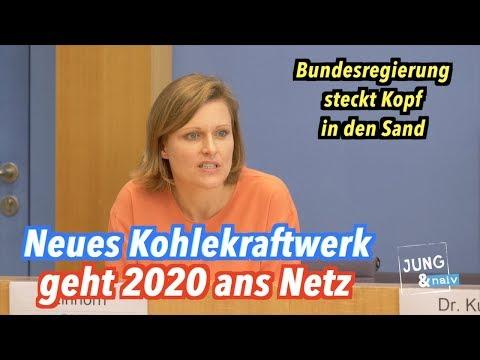 Kohleausstieg: Neues Kohlekraftwerk in Deutschland geht 2020 ans Netz