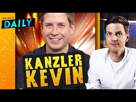 Kevin Kühnert Kanzler Killer | WALULIS DAILY