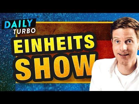 30 Jahre Mauerfall: Die große Walu-läums-Show | DAILY TURBO