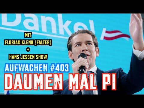 Aufwachen #403: Wahl in Österreich, Klimarettung & Pilze (mit Florian Klenk)