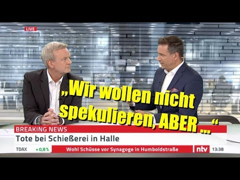 Terror in Halle: Was n-tv alles nicht weiß | Übermedien.de