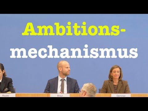 2. Oktober 2019 - Bundespressekonferenz   RegPK