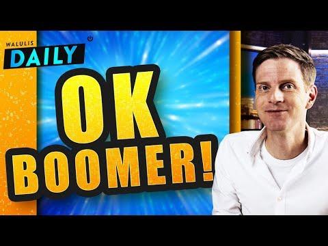 OK Boomer! Und was dagegen hilft | WALULIS DAILY