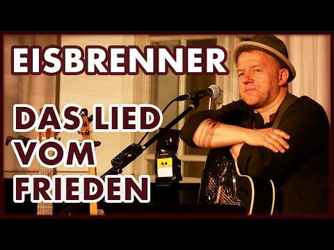 EISBRENNER – Das Lied vom Frieden (Buchpräsentation in Dresden am 30.05.2019)