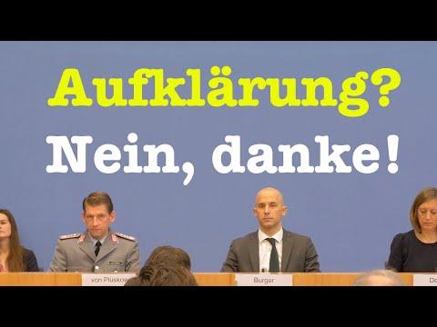 22. November 2019 - Bundespressekonferenz   RegPK