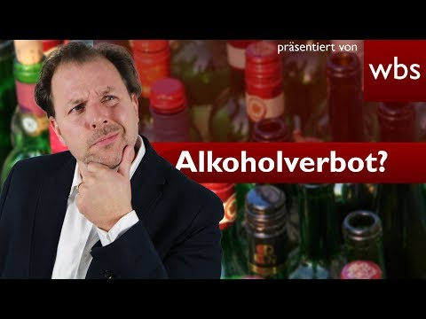 Alkoholverbot gekippt – Trinken in Duisburg wieder erlaubt?   Rechtsanwalt Christian Solmecke