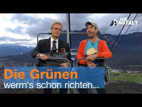 Klimagipfel mit Winfried Kretschmann | Die Anstalt