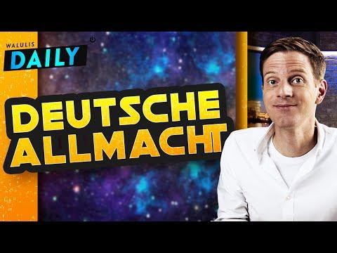 Deutscher Weltraumbahnhof - Top oder Flop?   WALULIS DAILY