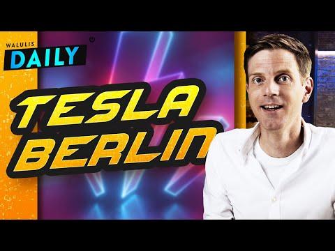 Teslas Berlin - Ankündigung: Das peinliche Event | WALULIS DAILY