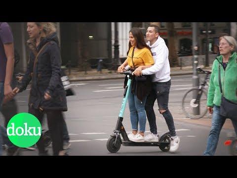 E Scooter - Sind jetzt alle irre auf der Straße? | WDR Doku