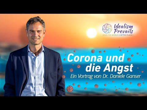 Dr. Daniele Ganser: Corona und die Angst (Vortrag)
