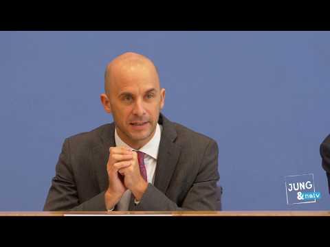 11. November 2019 - Bundespressekonferenz   RegPK