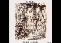 """Unterdrückte Vorrede Friedrich Schiller  """"Die Räuber"""" 1781"""