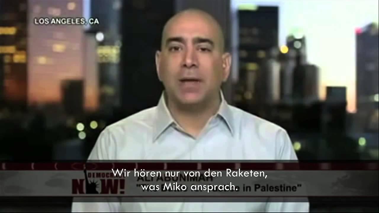 Interview mit dem israelischen Friedensaktivisten Miko Peled ll Democracy Now
