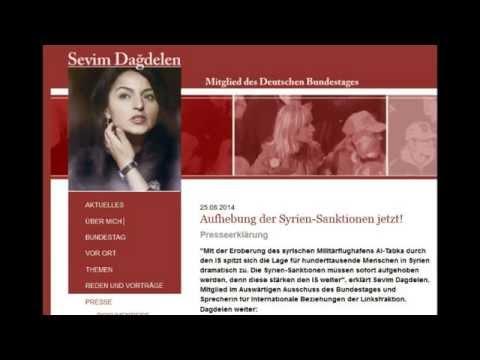 Sevim Dagdelen, MdB ll Aufhebung der Syrien-Sanktionen jetzt!