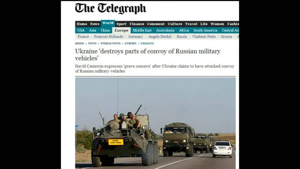 SPIEGEL Online u.d. Phantom-Konvoi aus Russland – Hysterie, Lügen, Heuchelei (Nachdenkseiten)