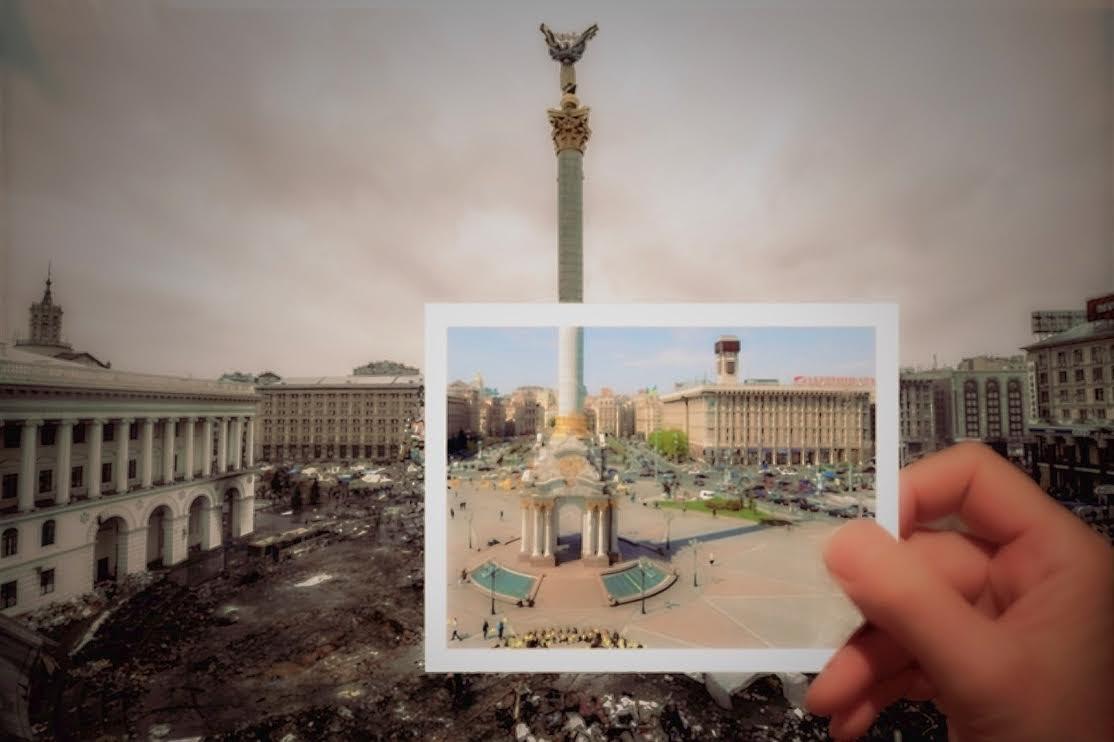 Weißrussland – zweistündiges Gespräch Putin / Poroschenko