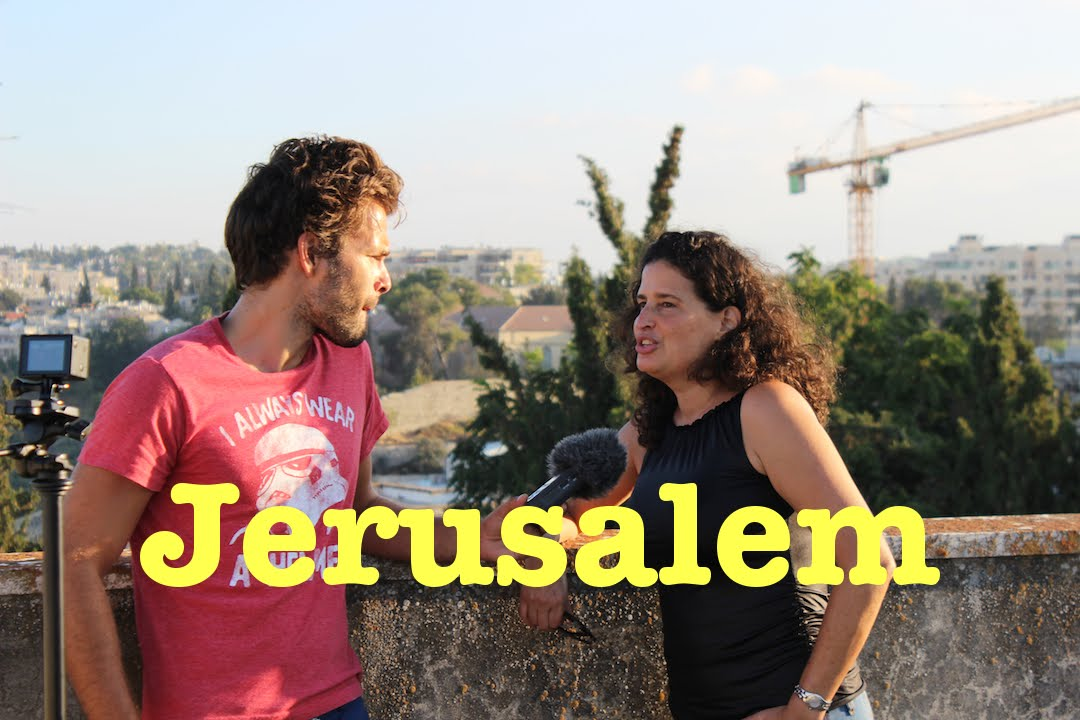 What's so special about Jerusalem? – Jung & Naiv in Israel: Episode 194