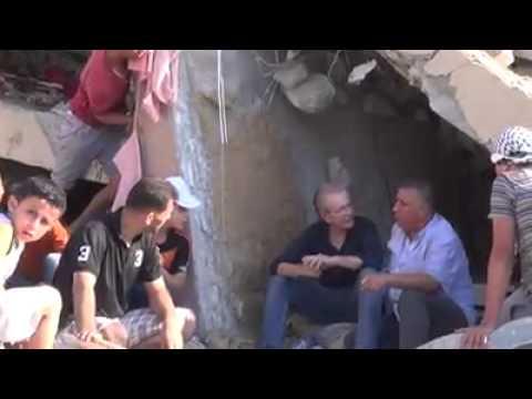 Jürgen Todenhöfer in Gaza: Wozu gibt es einen Internationalen Strafgerichtshof?