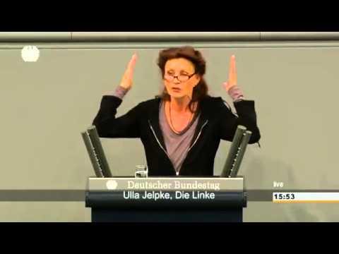 Ulla Jelpke, MdB ll Unterstützung für ISIS stoppen! Keine Waffen nach Nahost!
