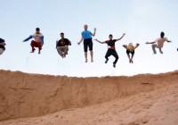 Die fliegenden Jungen von Gaza