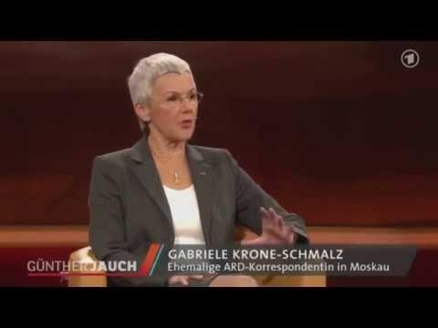 Gabriele Krone Schmalz: Abtrennung der Krim nicht völkerrechtswidrig