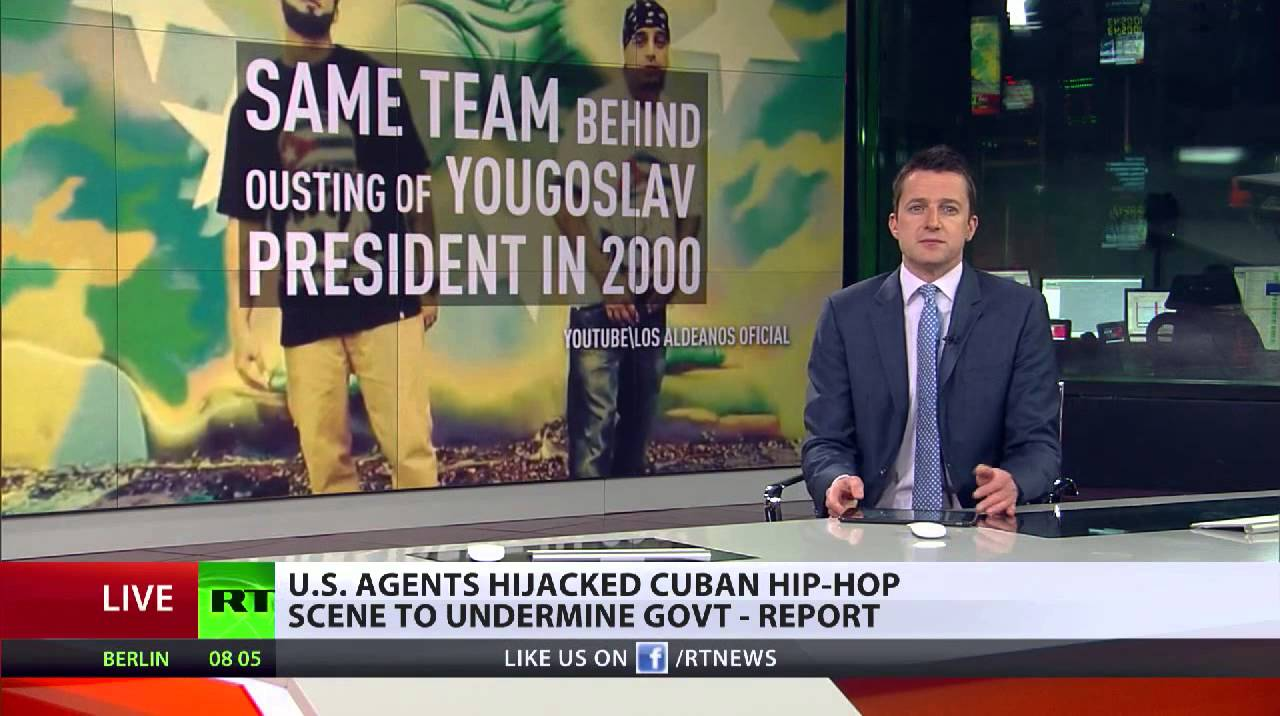 Hip Hop als Waffe? USA missbrauchten kubanische Hip-Hop-Szene für Regime Change Versuch