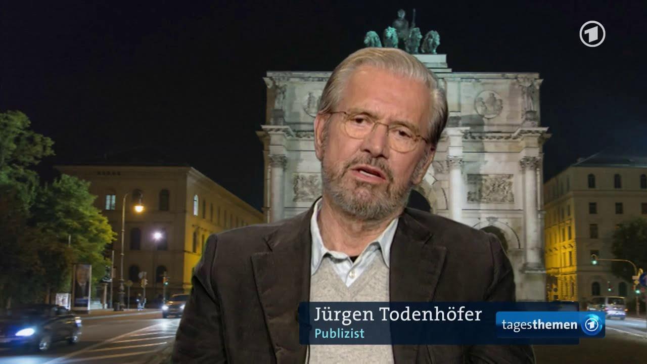 Jürgen Todenhöfer: IS im Siegesrausch (18.12.2014)