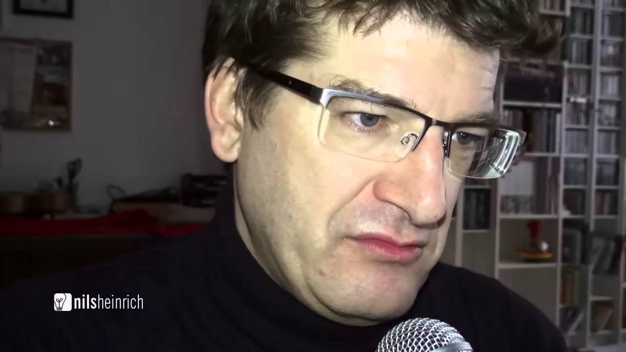 Medien: Nils Heinrich – PEGIDA!