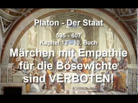 Platon 595   607   Dichter verboten