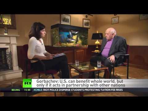RT-Exklusiv: Gesamtinterview mit Michael Gorbatschow [dt. Übersetzung]
