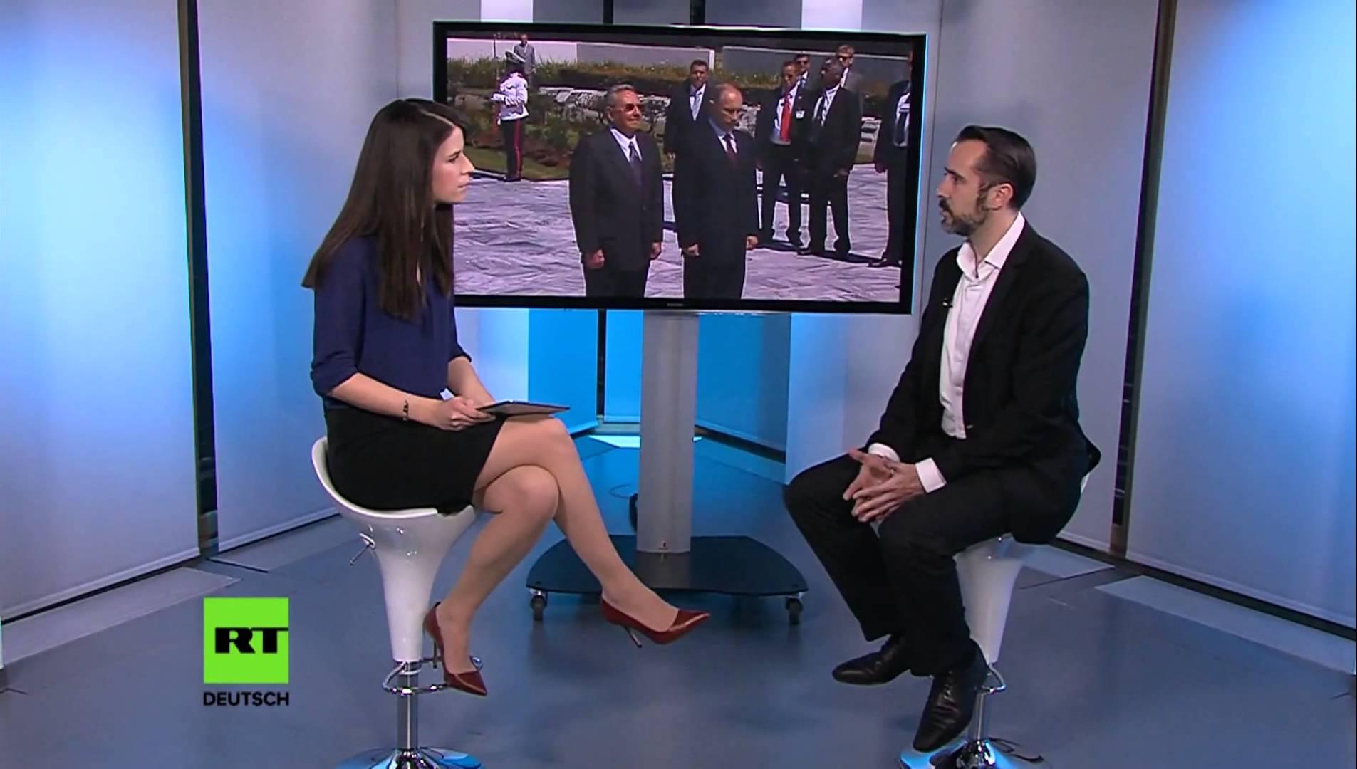 Wieso der US-Wandel nach 53 Jahren Kuba-Sanktionen?