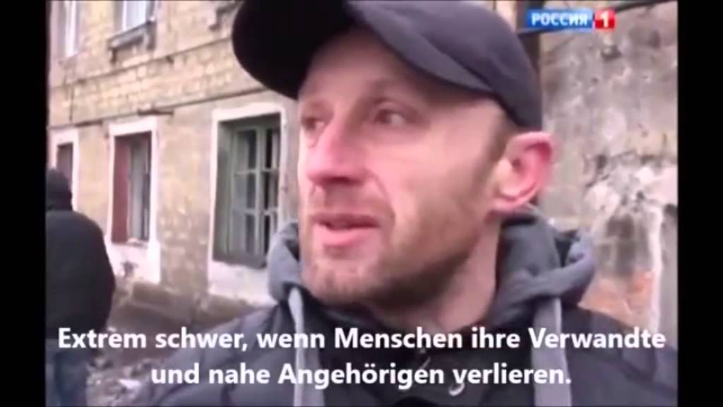 Kiews brutaler Krieg gegen die Bevölkerung im Donbass l Russ. TV